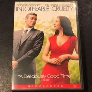 Intolerable Cruelty - George Clooney, Widescreen